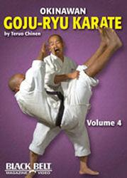 Master Teruo Chinen Okinawan Goju Ryu Volume 4